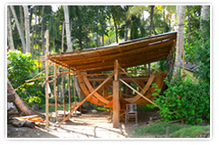 deck wood kerala
